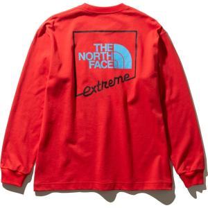 ノースフェイス(THE NORTH FACE) お取り寄せ商品 ロングスリーブ エクストリーム ティー メンズ NT32032 FR L/S Extreme Tee ロンT(nt32032-fr)|fukuspo