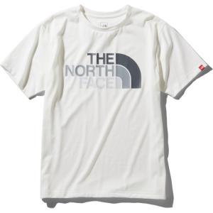 ノースフェイス(THE NORTH FACE) メール便送料無料 ショートスリーブ カラフル ロゴ ティー メンズ NT32037 W S/S Colorful Logo Tee(nt32037-w)|fukuspo