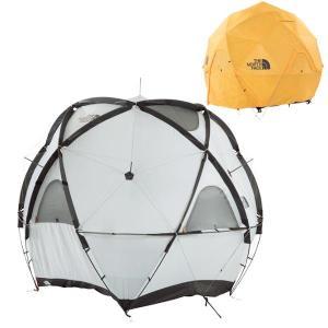 ノースフェイス(THE NORTH FACE ) お取り寄せ商品 ジオドーム4 NV21800 Geodome 4 テント 4人用 ジオデシック ドーム テント(nv21800-sf)|fukuspo