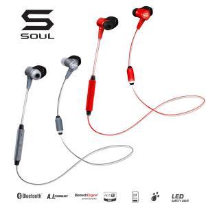 SOUL(ソウル) RUN FREE PRO BIO SL-1031 SL-1032 ランニング イヤホン Bluetooth 無線 ジョギング トレーニング イヤフォン IPX5|fukuspo