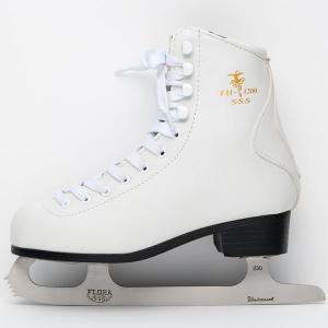 サンエス(SSS) フィギュア スケート 靴 シューズ SET-46 研磨済み 【返品交換不可】