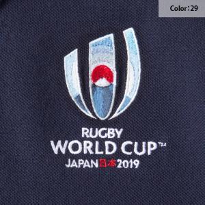 カンタベリー (CANTERBURY) RWC2019 ラグビー ワールドカップ 2019 ショートスリーブ ラガー ポロ VWD39103 ポロシャツ(vwd39103)|fukuspo|07