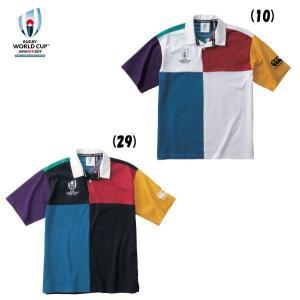 カンタベリー (CANTERBURY) ラグビー ワールドカップ2019 ショートスリーブ ハーレクイーンジャージ VWD39114(vwd39114)|fukuspo