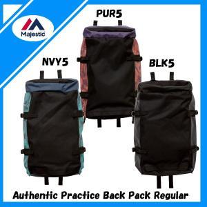 マジェスティック(MAJESTIC) 野球 オーセンティック プラクティス バックパック 【レギュラー】(Authentic Practice Back Pack Regular) XM13-MAJ-0003|fukuspo