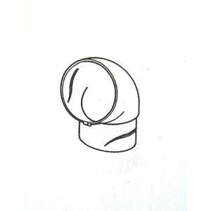 エルボ(105°) 60 パナソニック雨樋部品 たて系列 fukusyou-garden