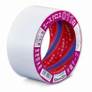 エースクロス011 気密・防水用片面テープ 白 50mmx20m 光洋化学 fukusyou-garden