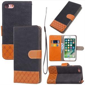 iPhone8 iPhone8 plus iPhone7 iPhone7 plus 耐衝撃 手帳型 ケース iPhoneケース アイフォンケース スマホケース カードポケット シンプル|fukutama