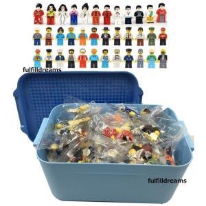 レゴ 互換品 ミニフィグ 100体 ランダム