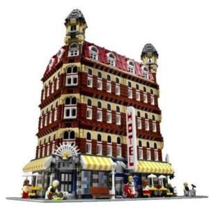 レゴ カフェコーナー 互換品 クリエイター 10182 クリスマス プレゼント|fulfilldream