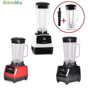 Biolomix G5200 2200W + 容量2L 液体用エクストラジャー 高性能 ハイパワー ...