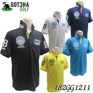 GOTCHA GOLF  【カラー】 ホワイト(01)、ブラック(09)、イエロー(55)、ターコイ...