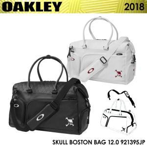 オークリー 921395JP スカル ボストンバッグ 12.0 2018 数量限定/特別価格 即納|full-shot