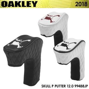 オークリー 99488JP スカル ピー パター 12.0 パターカバー 2018 数量限定/特別価格 即納|full-shot