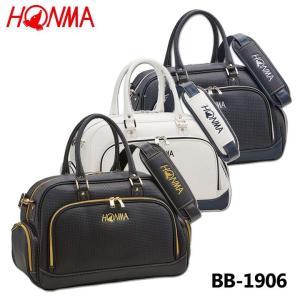 本間ゴルフ BB-1906 ボストンバッグ HONMA 2019 数量限定/特別価格 即納