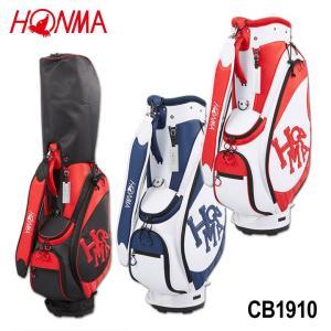 【期間限定/特別価格】本間ゴルフ カジュアルモデルキャディバッグ CB-1910 ゴルフ Dancing HONMA 2019 数量限定/特別価格 即納