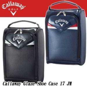 キャロウェイ グレーズ シューズケース JM Callaway Glaze Shoe Case 17 JM 2017 数量限定/特別価格 即納|full-shot