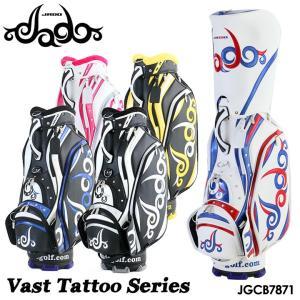ジャド JGCB7871 Vast Tattoo シリーズ キャディーバッグ 9.5型 5.4kg 数量限定 2017モデル full-shot