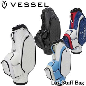 VESSEL Lux Staff Bag  【サイズ】 9型 47インチ対応 6分割  【重量】 4...