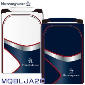 マンシングウェア MQBLJA20 シューズケース Munsingwear 2018|full-shot