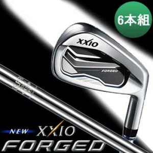 DUNLOP NEW XXIO FORGED  【ヘッド素材】 フェース:HT1770鋼 ボディ:軟...