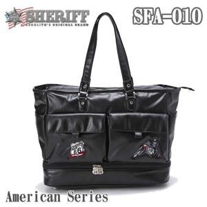 シェリフ SFA-010 アメリカンシリーズ トートバッグ American Series SHERIFF 2018|full-shot