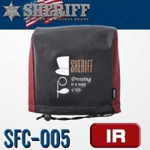 シェリフ SFC-005 ヘッドカバー アイアン用 クラックシリーズ SHERIFF CLASSIC SERIES|full-shot