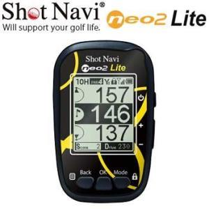 ショットナビ ポケット ネオ2 ライト GPS機能付 距離計測器 ゴルフナビ Shot Navi POKET neo2 Lite