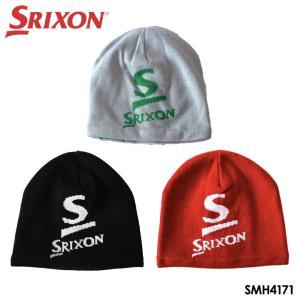 ダンロップ スリクソン SMH4171 2ウェイ リバーシブル ニットキャップ 特価 999 数量限定/特別価格 即納|full-shot