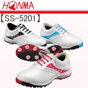レディース/HONMA/本間ゴルフ/SS-5201  ゴルフシューズ|full-shot