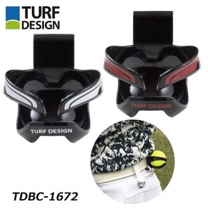 ターフデザイン TDBC-1672 ボールケース TURF DESIGN Ball Claw 2017|full-shot