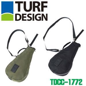 ターフデザイン TDCC-1772 クラブケース TURF DESIGN 2018|full-shot
