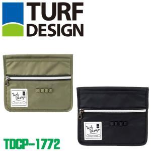 ターフデザイン TDCP-1772 カートポケット TURF DESIGN 2018|full-shot