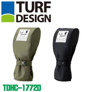 ターフデザイン TDHC-1772D ドライバー用 ヘッドカバー TURF DESIGN 2018|full-shot