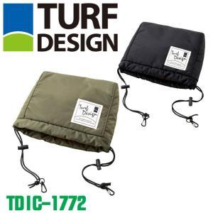 ターフデザイン TDIC-1772 アイアン用 ヘッドカバー TURF DESIGN 2018|full-shot