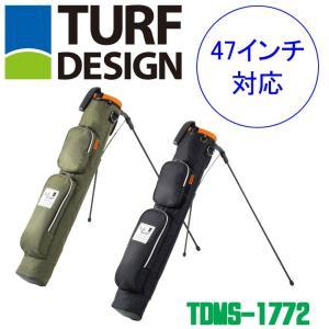 ターフデザイン TDMS-1772 ミニスタンドバッグ TURF DESIGN 2018|full-shot