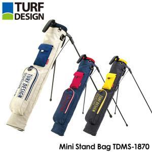ターフデザイン TDMS-1870 ミニスタンドバッグ パター専用 47インチ対応 2019モデル full-shot