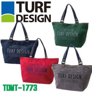 ターフデザイン TDMT-1773 ミニトートバッグ TURF DESIGN 2018|full-shot