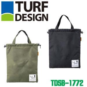 ターフデザイン TDSB-1772 シューズバッグ TURF DESIGN 2018|full-shot