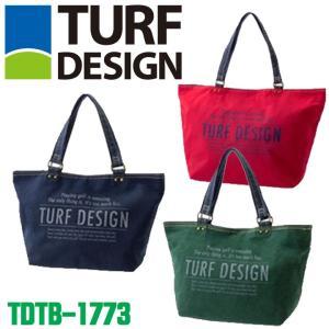 ターフデザイン TDTB-1773 トートバッグ TURF DESIGN 2018|full-shot