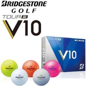 ブリヂストン ツアーB V10 ゴルフボール 2...の商品画像