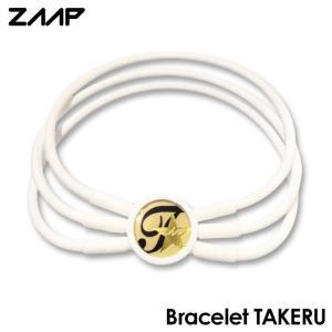 ZAAP ザップ アスリート ブレスレット 武尊 限定シグネチャーモデル