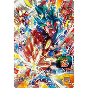 スーパードラゴンボールヒーローズ/UM3-SEC ベジット UR
