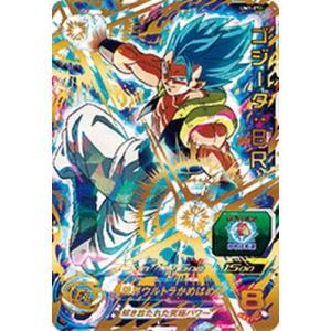 スーパードラゴンボールヒーローズ/UM7-071 ゴジータ:BR UR|fullahead