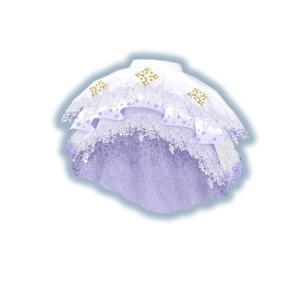 キラッとプリ☆チャン/PCH5-05 シャイニースターホワイトスカート PR fullahead