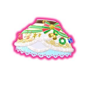キラッとプリ☆チャン/PCH5-60 クリスマスサンタホワイトスカート SR|fullahead
