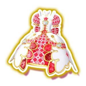 プリパラ/【マイチケ】★T5-082 アイドルウォッチルビーワンピ CR|fullahead