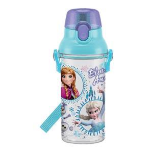 【送料無料】pos.439889 アナと雪の女王 Anna&Elsa 食洗機対応 直飲みプラ製ワンタ...