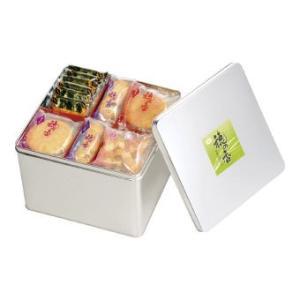 パッケージの形態・サイズ; 缶+スリーブ  236×236×175mm セット内容; 砂糖しょうゆ2...