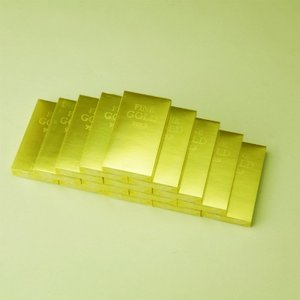 ゴールドバーメモ