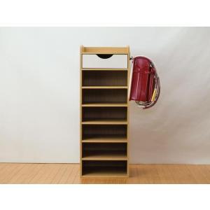 【送料無料】ランドセルラック7段◆おもちゃ箱◆キャビネット 組立て家具 fullfullshp
